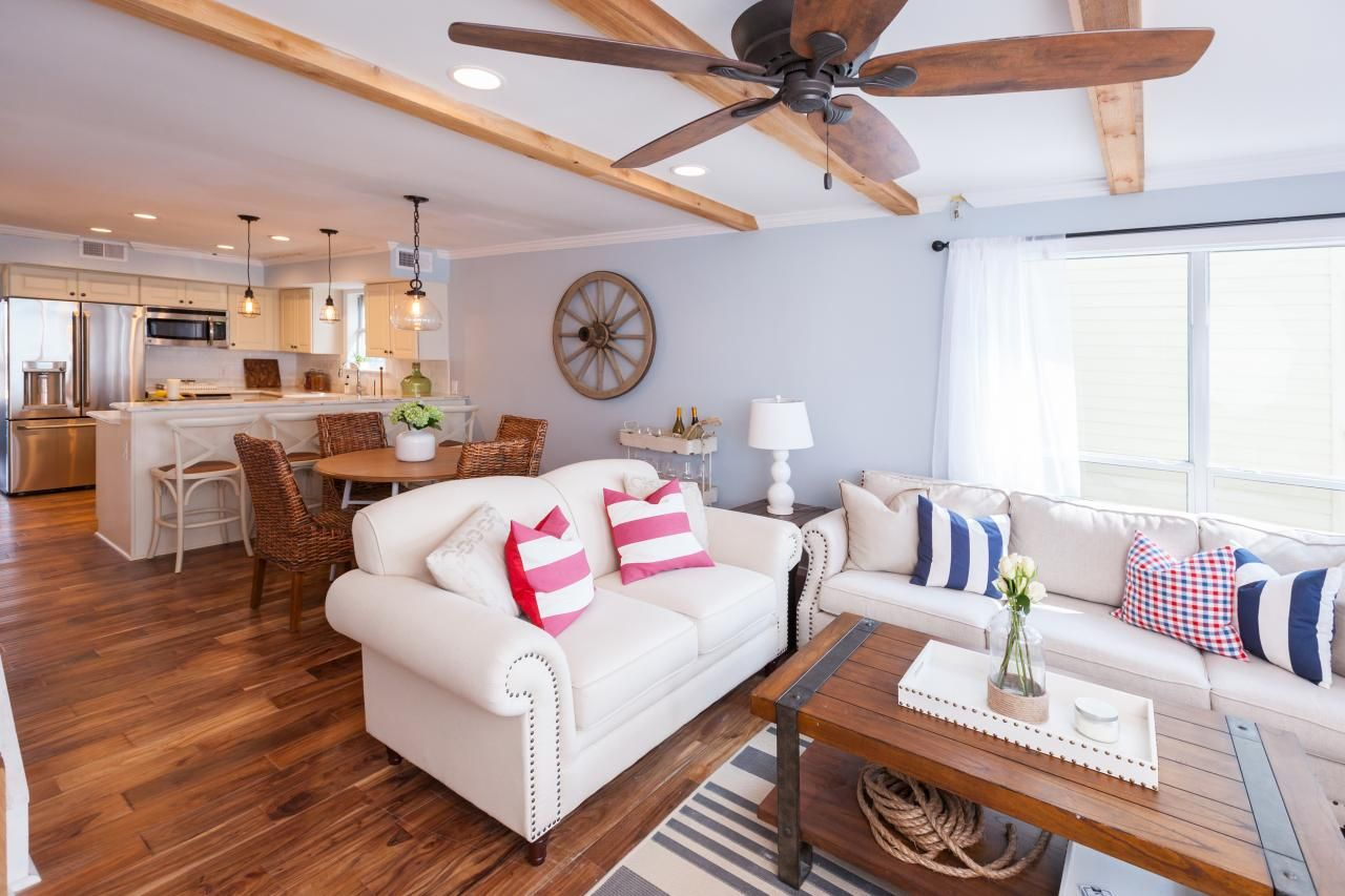 Tour The Beach House Renovation From HGTV's Beach Flip Hgtv