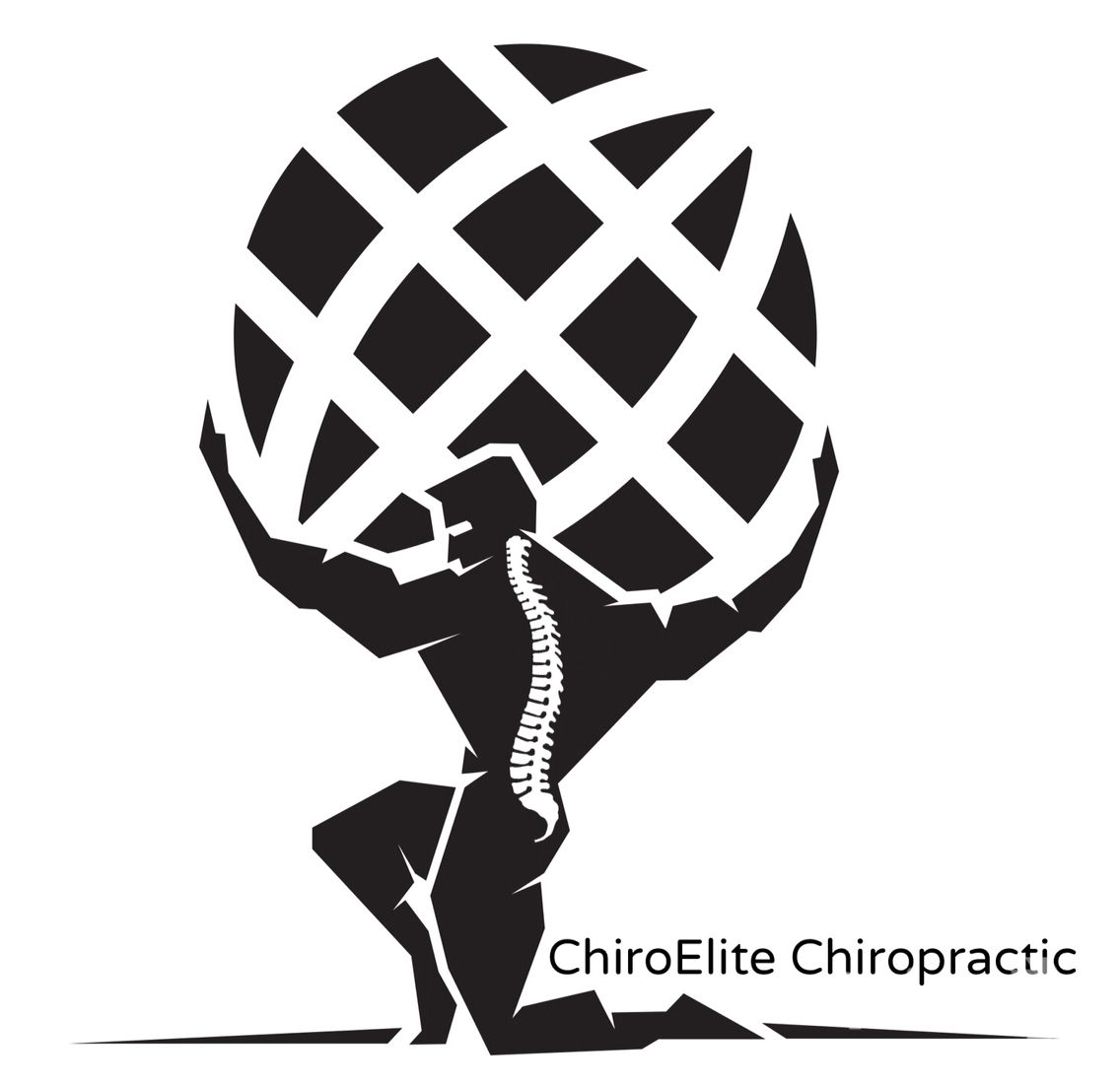 The perfect new logo for our Chiropractic clinic using the