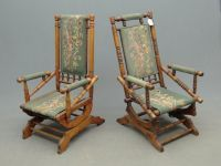 antique victorian platform rocking chairs | Fashion ...