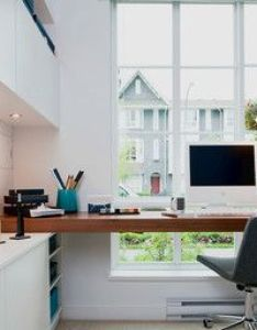 Sleak built in desk with space for home office modern by portico design group also january checklist  smooth running st gerard ers rh pinterest