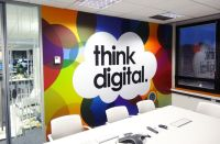 color wall graphic design wall stickers - Google Search ...