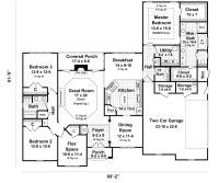 Ranch style house plans with basements ranch house plans ...