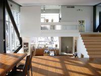Split Level House Designs Area Separation Interior ...