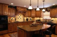 Staining Kitchen Cabinets in an Easy Steps ~ Staining ...