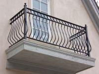 indoor wrought iron railings