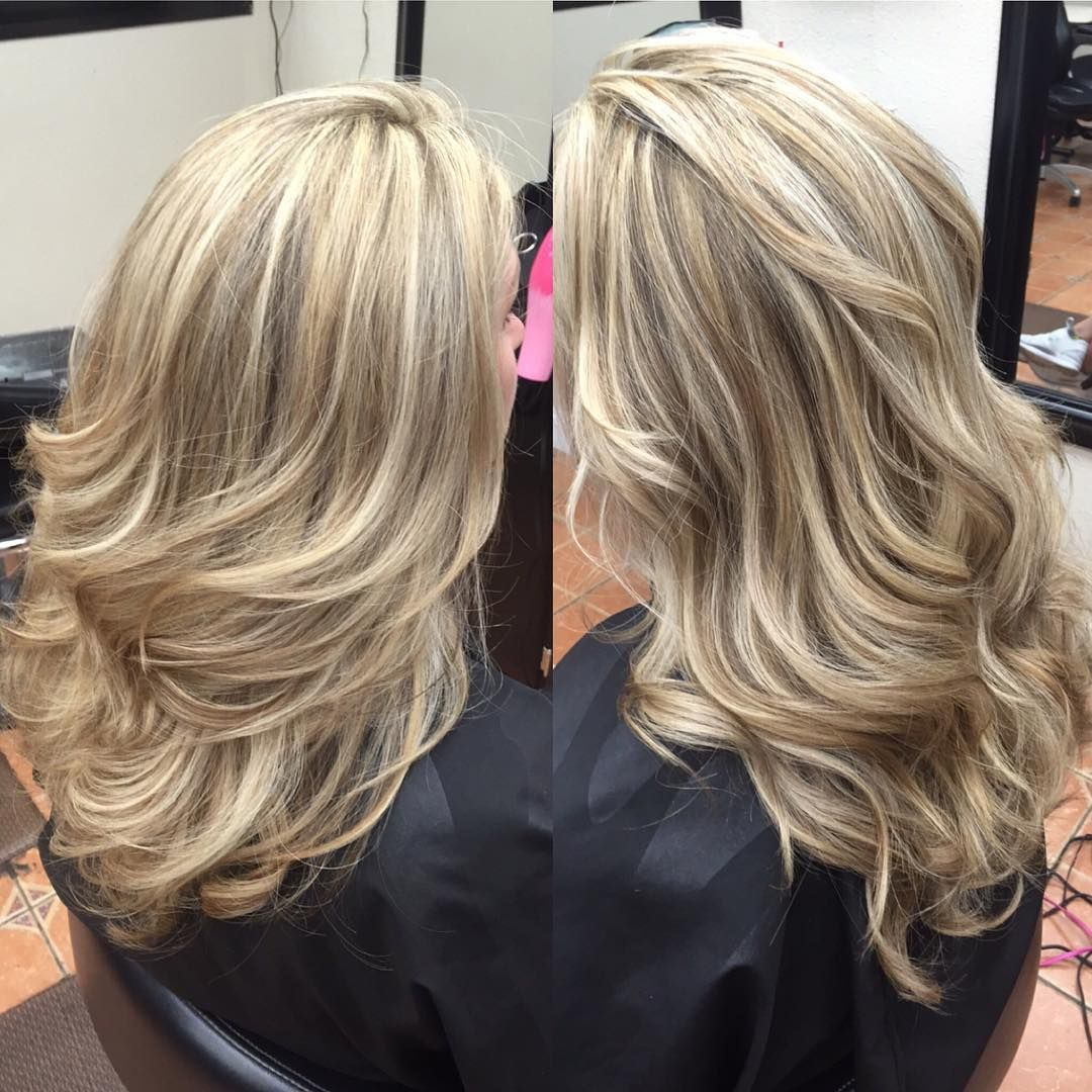 60 Alluring Designs for Blonde Hair with Lowlights and