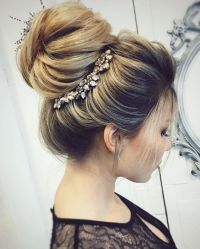 Pretty wedding updo hairstyle for Every Type of Bride ...