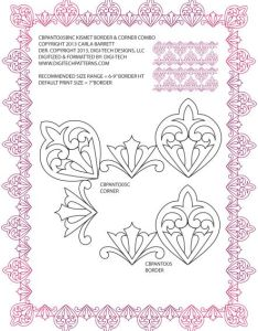 8aa6a64978b524 Find this pin and more on quilting carla digitized designs also munnich  design quilt recipes digital