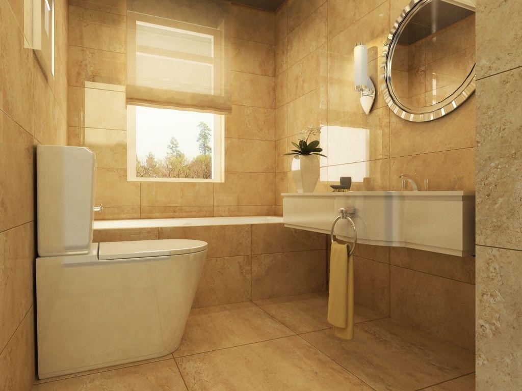 Resultado de imagen para pisos y azulejos para baos pequeos  Baos  Pinterest  House