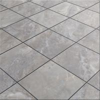 Shop Style Selections Tousette Gray Ceramic Floor Tile ...