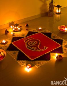 also best and easy rangoli designs for diwali festival part rh nl pinterest