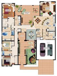 Sims 2 House Ideas Designs Layouts Plans   www.pixshark ...
