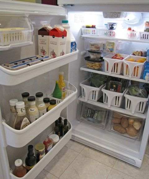 Pull Out Baskets For Fridge Organization Top 58 Most Creative