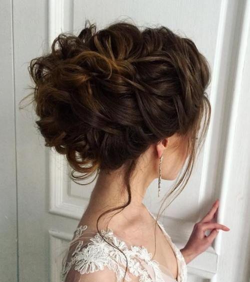 40 Chic Wedding Hair Updos For Elegant Brides Elegant