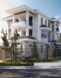Villa vietnam  visualization fresh design also architecture and rh za pinterest