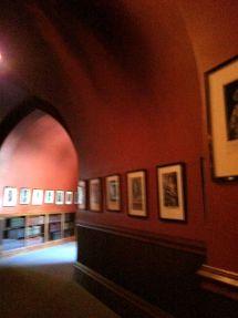 Biltmore House- 3rd Floor Hallway Bottom Of Stairs