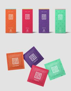 Designing the next generation of condom packaging  graphic design pinterest best package and ideas also rh