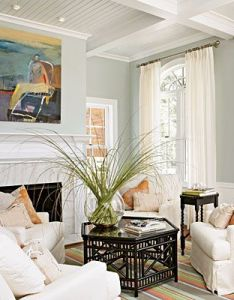 House also idea cottage gulf coast getaway living rooms room and coastal rh pinterest
