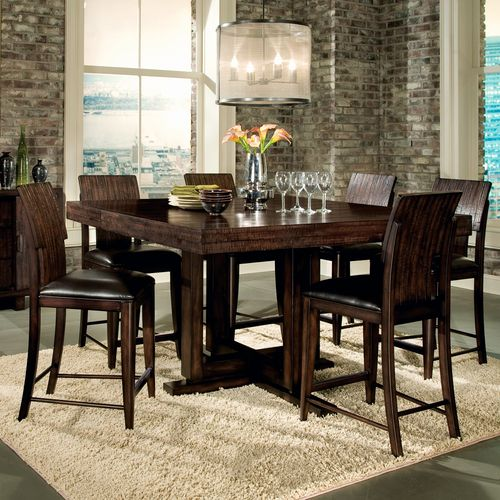 Portland Counter Height Dining Table Amp Stools Legacy