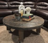 Wire spool coffee table | House | Pinterest | Wire spool ...