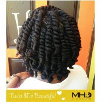Jumbo Two Strand Twists | Natural Hair Growth | Pinterest ...