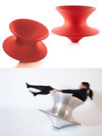 Spun Chair by Thomas Heatherwick for Magis | Home ...