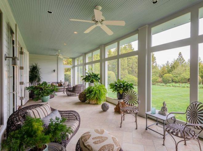 diy outdoor enclosed patio