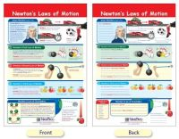 3 Laws of Motion Worksheets | Newton's Laws of Motion ...