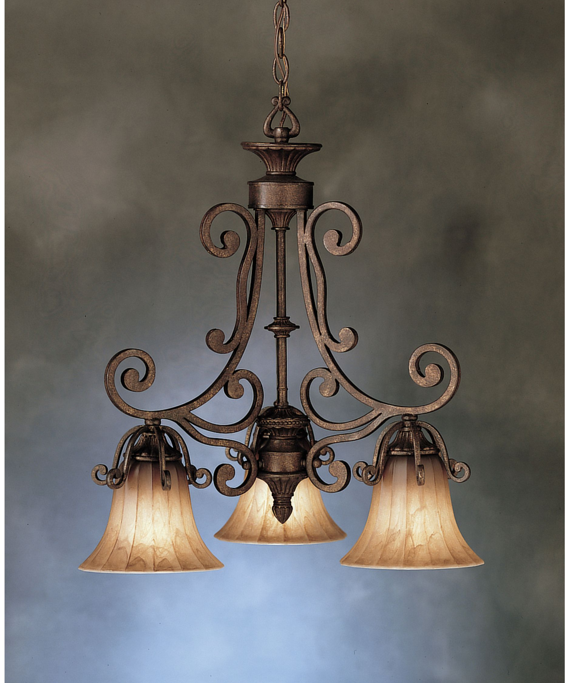 bronze kitchen chandelier arts and crafts lighting tuscan style carre cottage grove