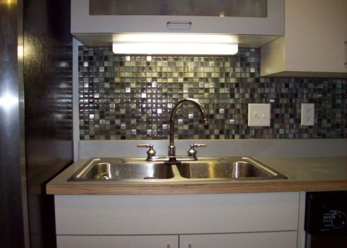 Kitchen remarkable backsplash ideas with white cabinets also glass mosaic tiles lamp