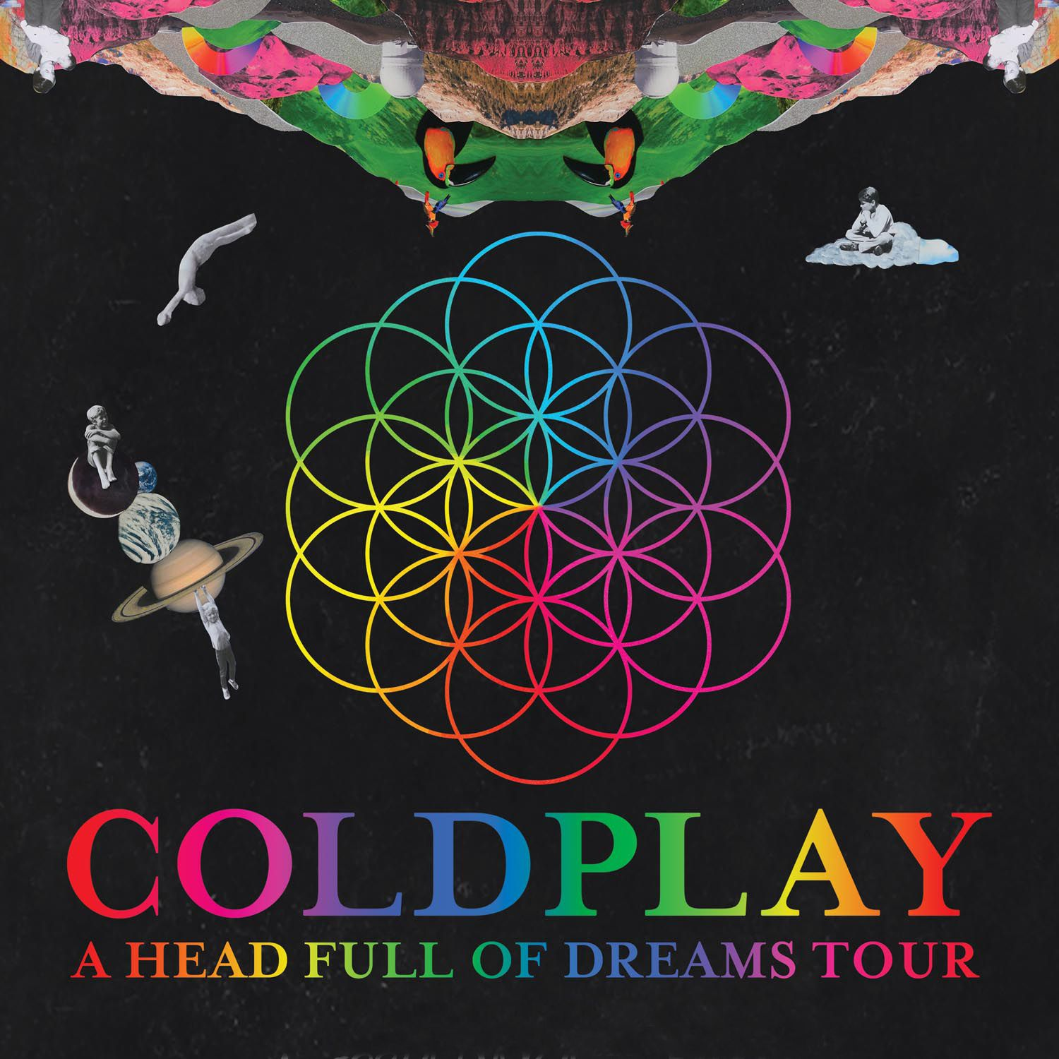 25+ Best Coldplay Tour Tickets Ideas On Pinterest