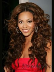 beyonce knowles' lace front long