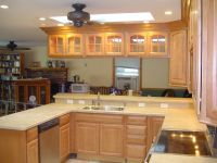 xraised ranch remodeling | raised ranch kitchen after ...