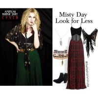 american horror story coven misty day fashion look for ...