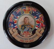 Edward Viii 1937 Coronation Souvenir Powder Compact