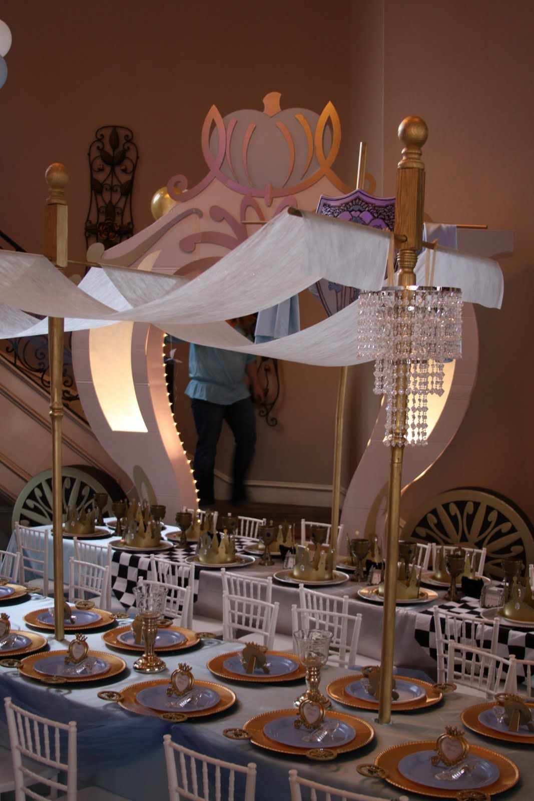 Royal Ball Party Ideas Pinterest Discover More Ideas