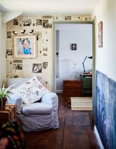 Room also un cottage en cornouailles planete deco  homes world interiors rh za pinterest
