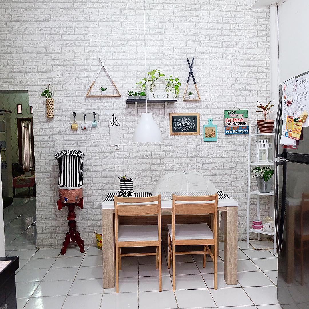 Desain Ruang Makan Minimalis  Ruang Makan Minimalis