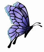 butterfly tattoo designs tattoos side clipart clip outline butterflies purple cartoon bing deviantart cliparts wall money stencil clipartbest library