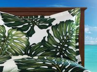 Tropical themed duvet covers and comforters available in