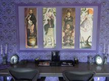Dream Room Disney Haunted Mansion Bedroom Geeky Home