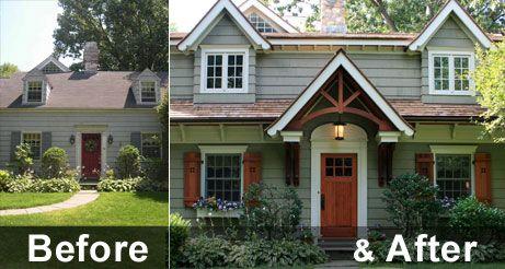 Big Remodeling Ideas But No Money No Problem! Front Doors