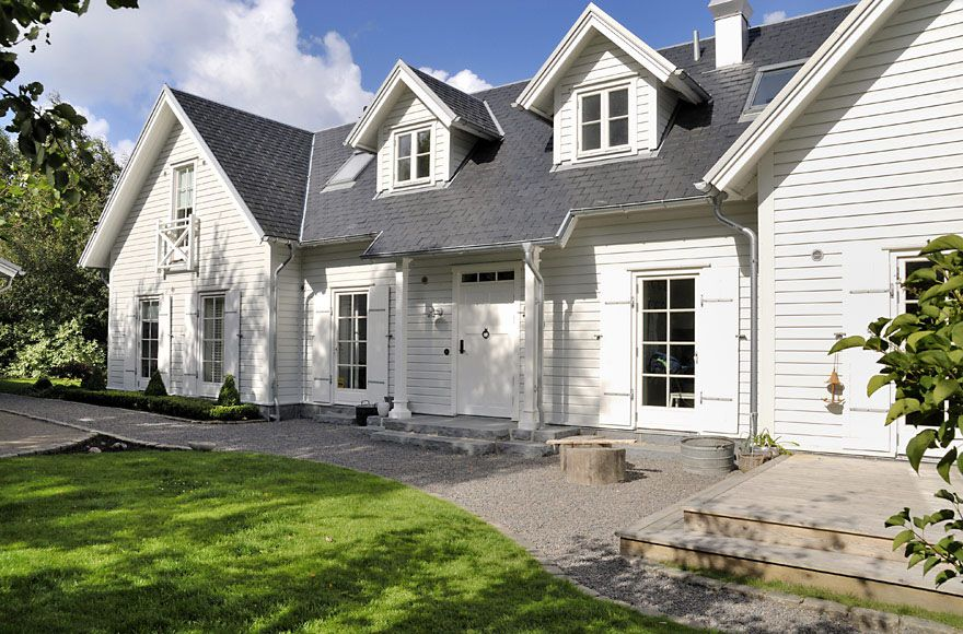 New England Style Dream Home Architecture Pinterest New