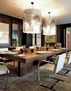 Stylish home dining rooms design inspiration also photo galleries rh pinterest
