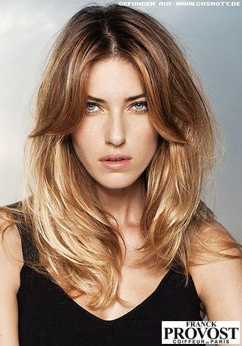 Dark Blonde With Highlights Hair Pinterest Frisuren Blond