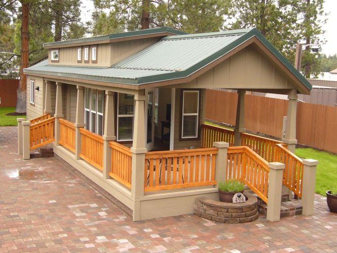 mobile homes manufactured park models for oregon - Park Model Homes Oregon