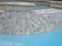 Onyx 2 x 2 mosaic tiles by zen paradise, inc. Natural