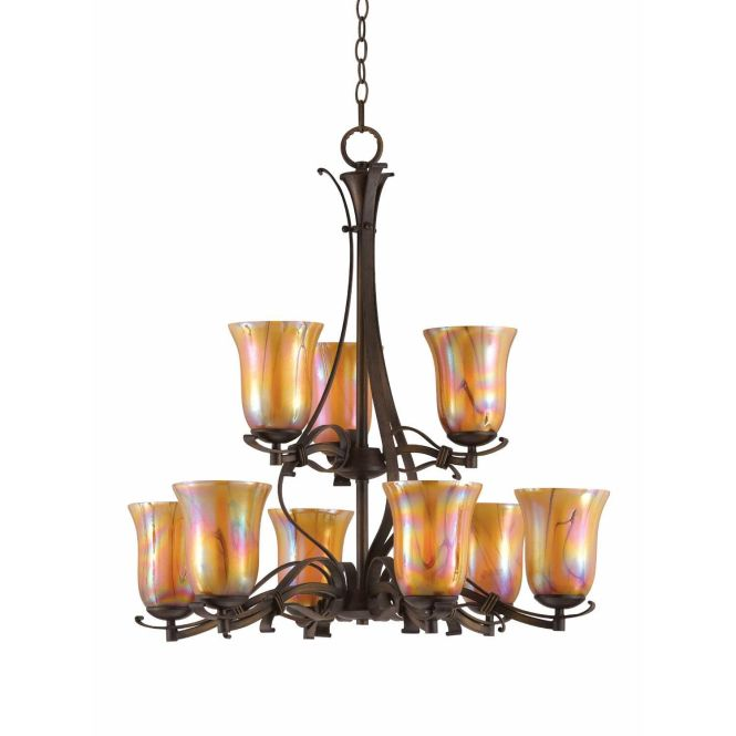 Triarch International 31454 La Perla Chandelier