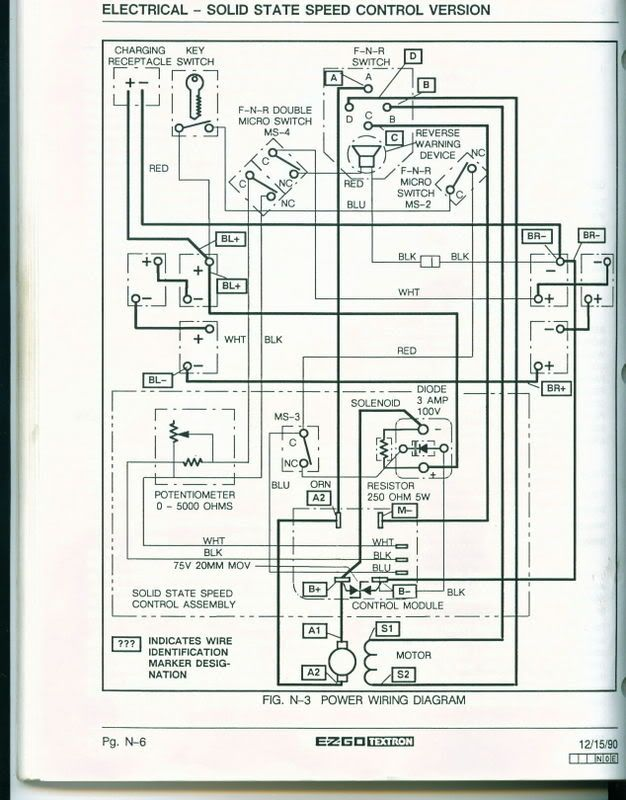 36 volt ez go golf cart wiring diagram land rover pin by sandra marshall on | pinterest carts