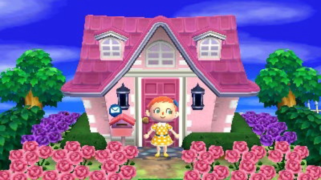 Animal Crossing House Ideas